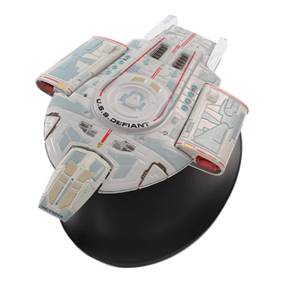 STAR TREK: DEEP SPACE NINE I.S.S. Defiant Small Scale Model
