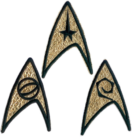 STAR TREK™ THE ORIGINAL SERIES: Insignia Patch Season 3 Variant