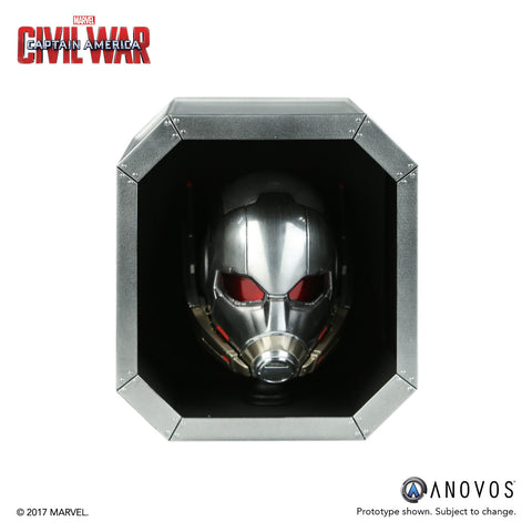 MARVEL™ Armory Collection: Ant-Man™ Civil War Scale Replica Helmet (Pre-order)