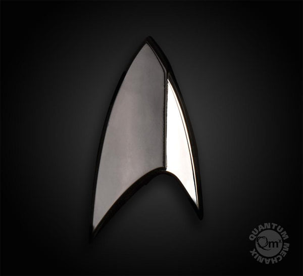"STAR TREK™: DISCOVERY Magnetic Insignia Badge - Section 31 ""Black Badge"""