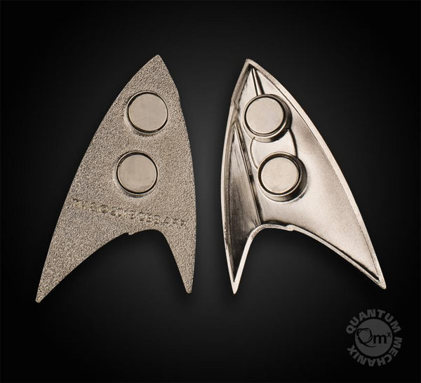 "STAR TREK™: DISCOVERY Magnetic Insignia Badge - Section 31 ""Black Badge"" (Reservation)"