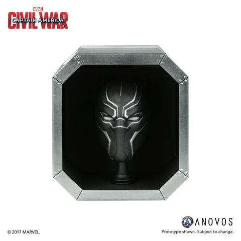MARVEL™ Armory Collection: Black Panther™ Civil War Scale Replica Helmet (Pre-order)