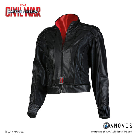 MARVEL™ Black Widow Civil War Inspired Costume Jacket (Pre-order)