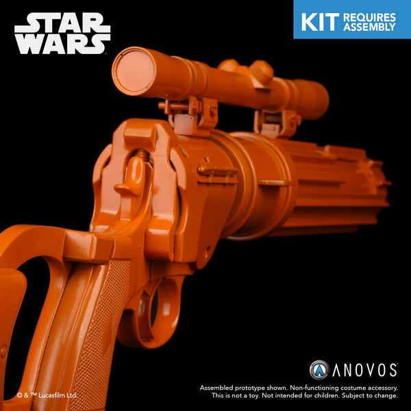 STAR WARS™: RETURN OF THE JEDI Boba Fett™ EE-3 Blaster Kit (Pre-Order)