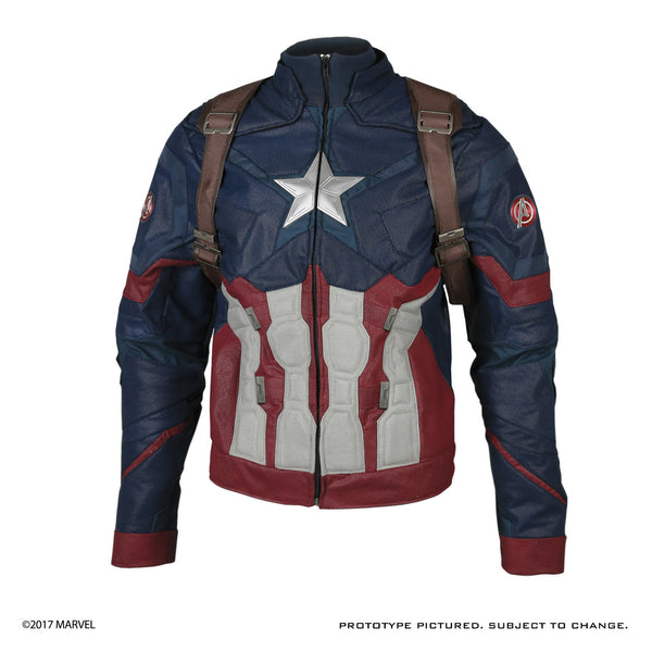MARVEL™ Captain America Civil War Inspired Costume Jacket (Pre-order)
