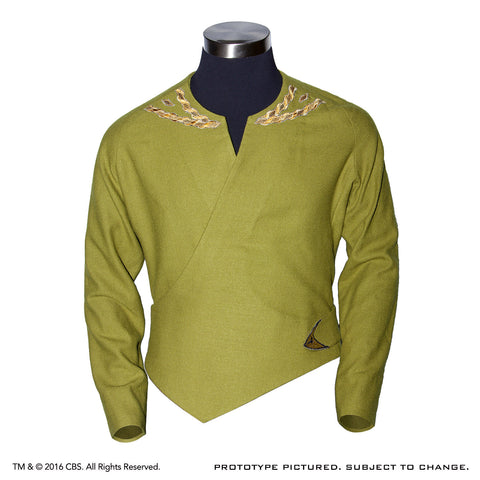 Star Trek: The Original Series - Captain Kirk Green Wrap - Season One