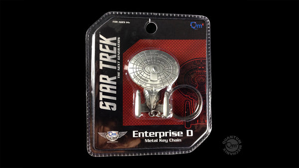 STAR TREK: THE NEXT GENERATION Enterprise D Keychain