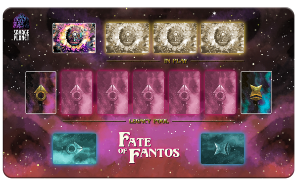 SAVAGE PLANET: FATE OF FANTOS Game Mat