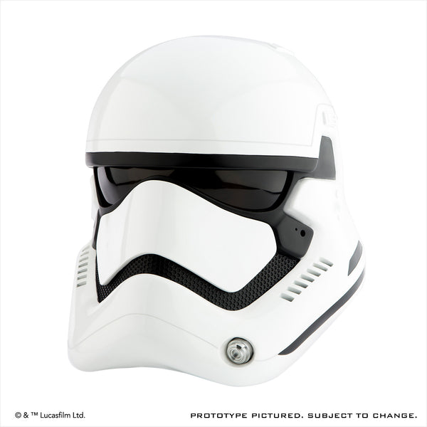STAR WARS™: THE FORCE AWAKENS: First Order Stormtrooper Completed Premier Armor with Helmet and Boots (Pre-Order)