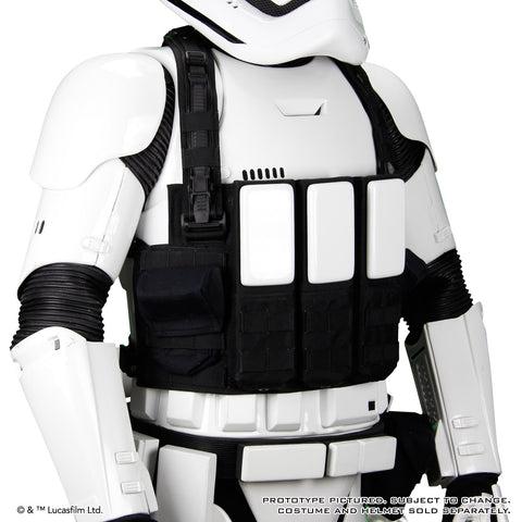 <i>STAR WARS</i>™: First Order Heavy Artillery Vest Accessory (Pre-Order)