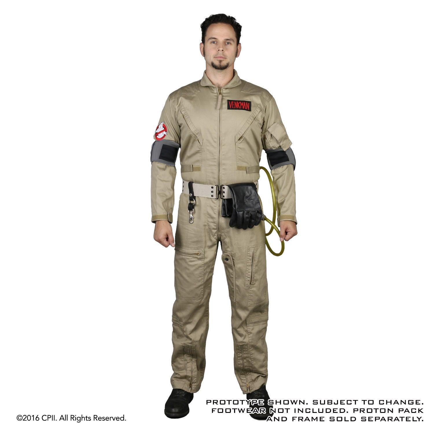 GHOSTBUSTERS™ Jumpsuit Uniform (Pre-Order)  sc 1 st  Anovos : authentic ghostbusters costume - Germanpascual.Com