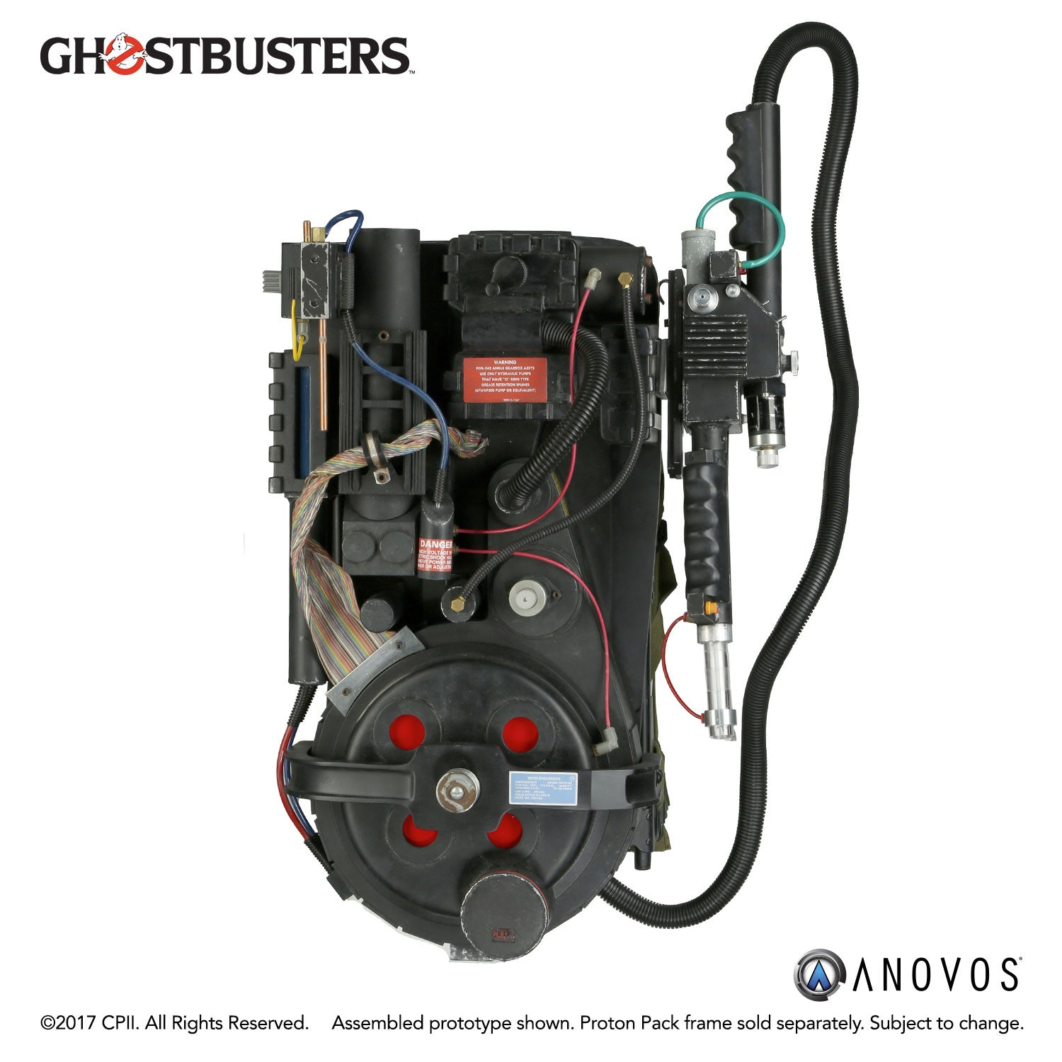 Ghostbusters Proton Pack Kit Anovos Productions Llc
