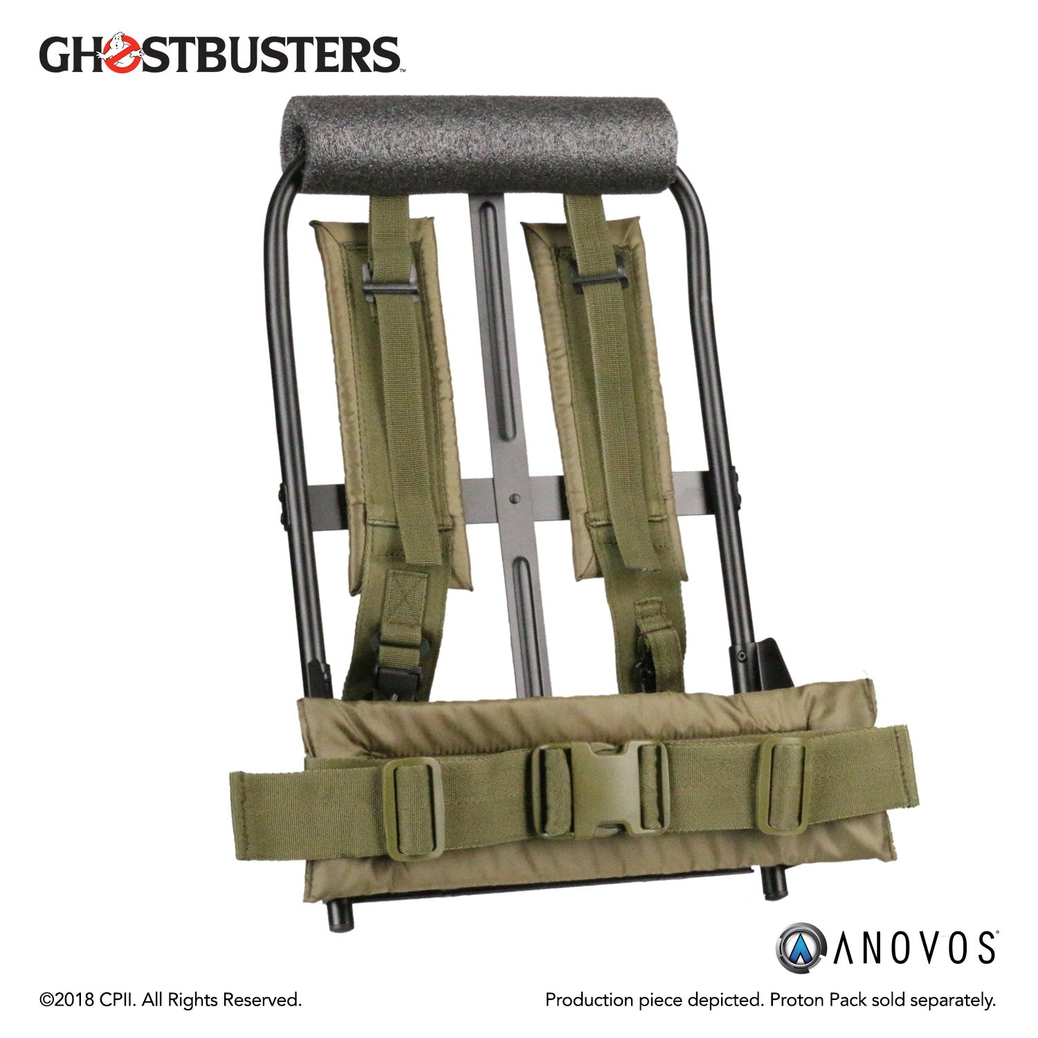 GHOSTBUSTERS™: Proton Pack Frame | ANOVOS Productions LLC