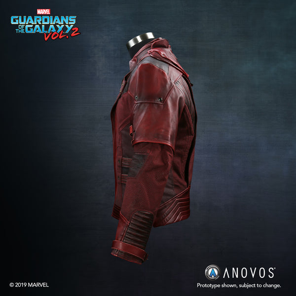 MARVEL™ Guardians of the Galaxy Vol. 2 Star-Lord Leather Jacket (2019 Pre-order)