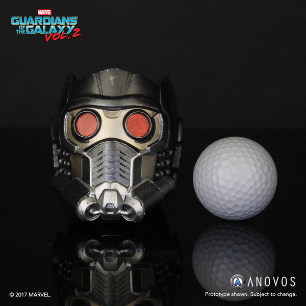 MARVEL™ Armory Collection: Guardians of the Galaxy™ Vol. 2 Star-Lord Scale Replica Helmet (Pre-order)