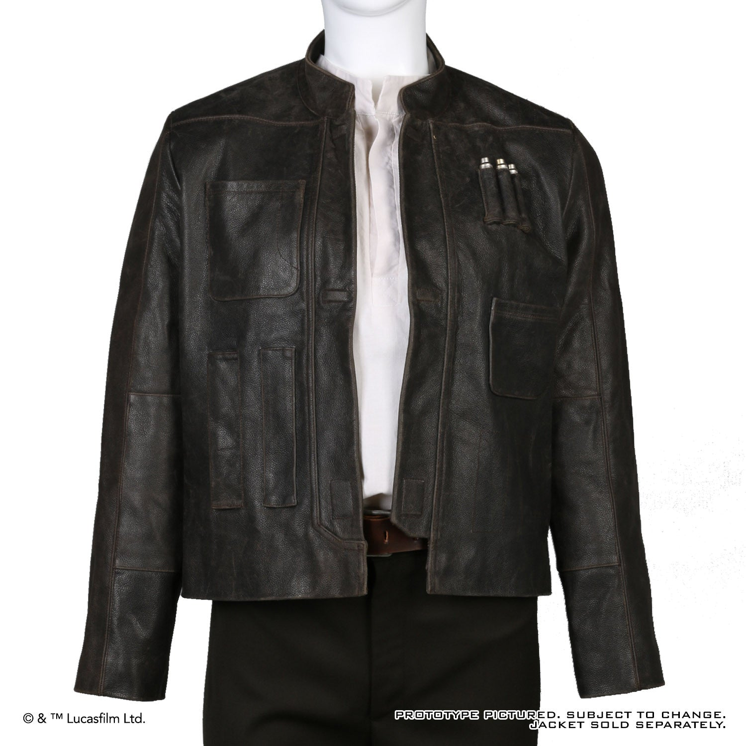 8a390dac3 STAR WARS™: THE FORCE AWAKENS: Han Solo Jacket (Pre-order)