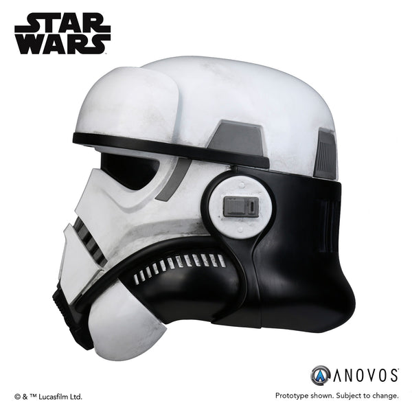 STAR WARS™ Imperial Patrol Trooper Helmet Accessory (Pre-Order)