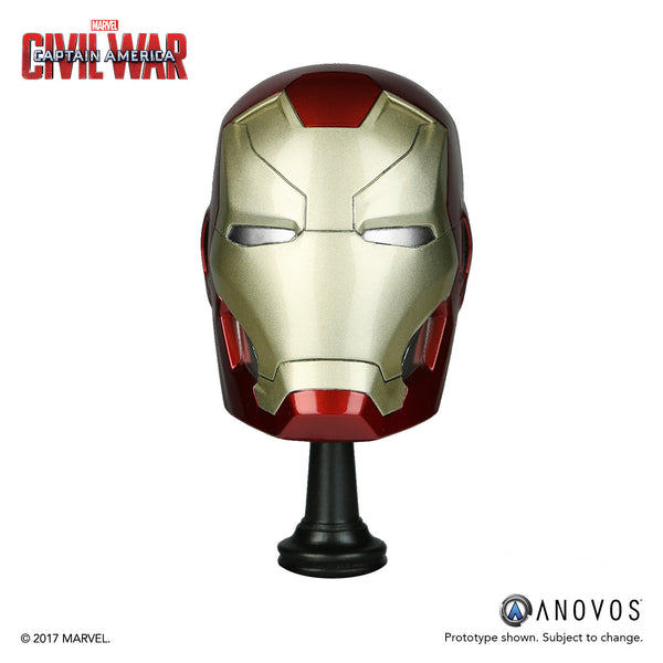 MARVEL™ Armory Collection: Iron Man™ Mark 46 Civil War Scale Replica Helmet (Pre-order)