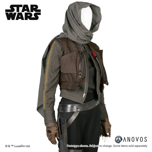 ROGUE ONE: A STAR WARS™ STORY Jyn Erso Scarf and Gloves Accessory Set (Pre-Order)