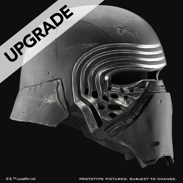 STAR WARS Kylo Ren Helmet Upgrade (Standard to Premier)