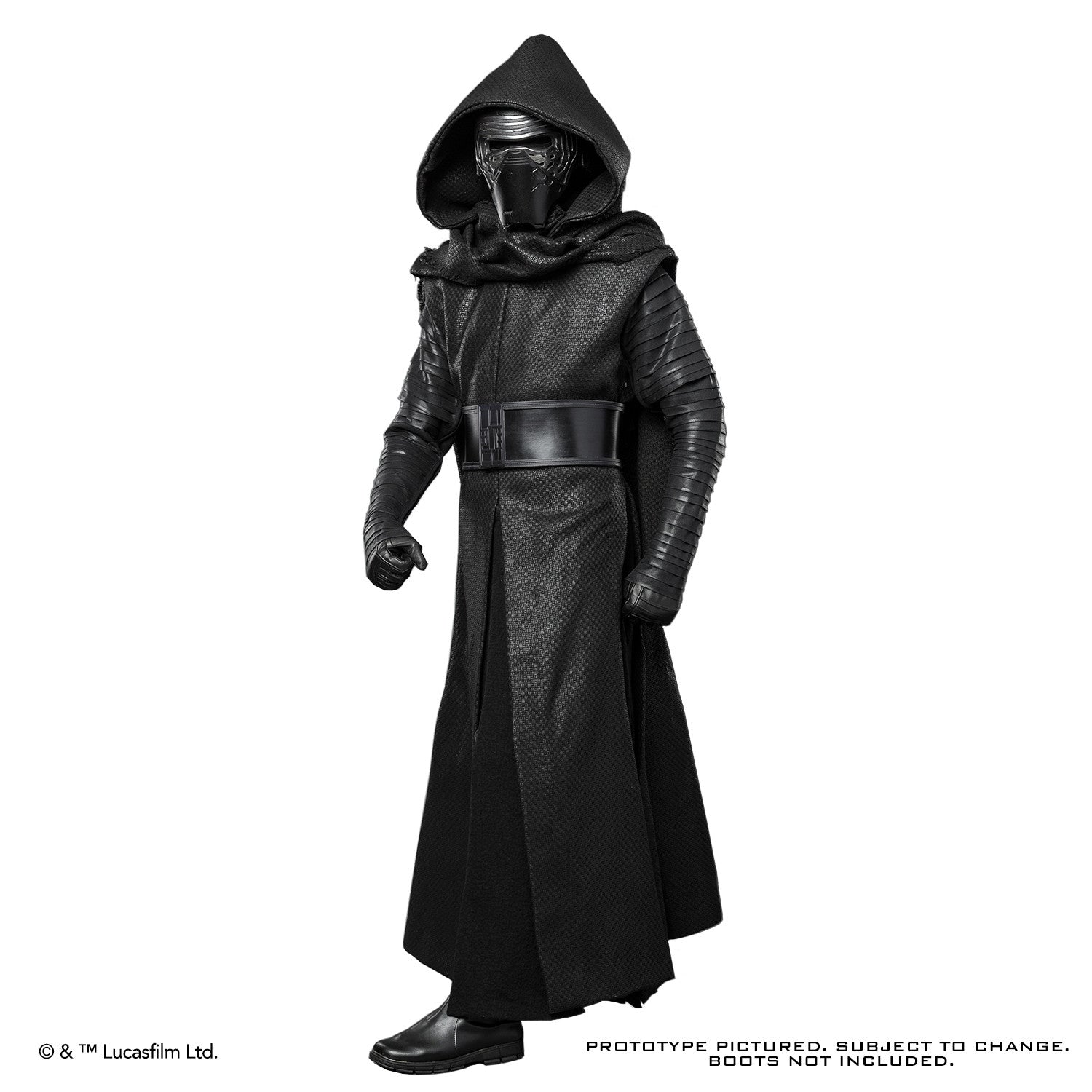 STAR WARS™ THE FORCE AWAKENS Kylo Ren Premier Costume Ensemble with Helmet (  sc 1 st  Anovos & STAR WARS™: THE FORCE AWAKENS Kylo Ren Costume Ensemble | ANOVOS ...