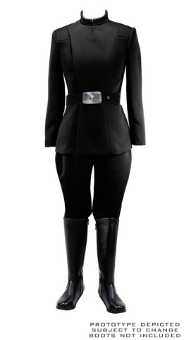 STAR WARS™ - Women's Imperial Officer - Black Uniform Package - Standard Line (PRE-ORDER)