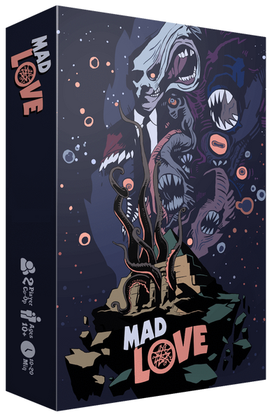 MAD LOVE: Lovecraftian Cooperative Card Game