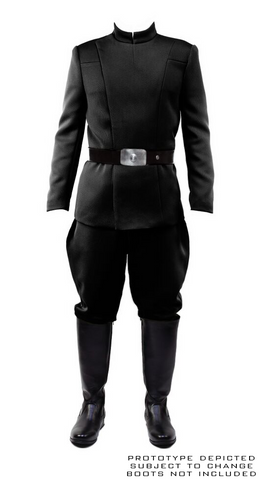 STAR WARS™ - Men's Imperial Officer - Black Uniform Package - Standard Line (PRE-ORDER)