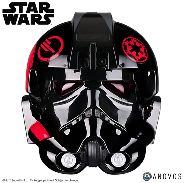 STAR WARS™: Inferno Squad Commander Helmet Accessory (Pre-Order)