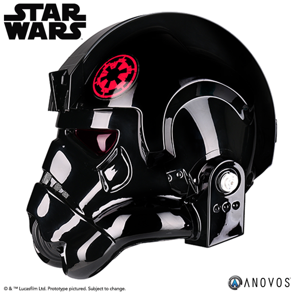 STAR WARS™: Inferno Squad Commander Helmet Accessory