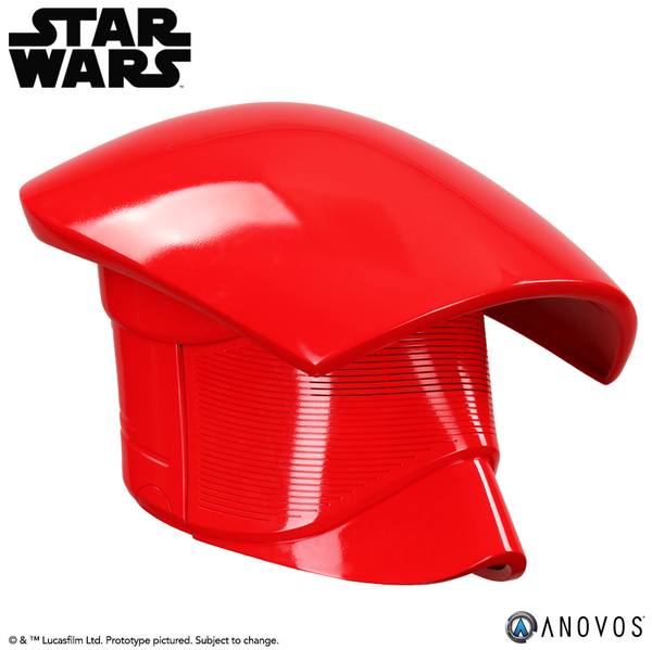 STAR WARS™: THE LAST JEDI Elite Praetorian Guard Helmet Accessory (Pre-Order)
