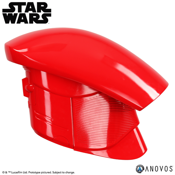 STAR WARS: THE LAST JEDI Elite Praetorian Guard Helmet Accessory