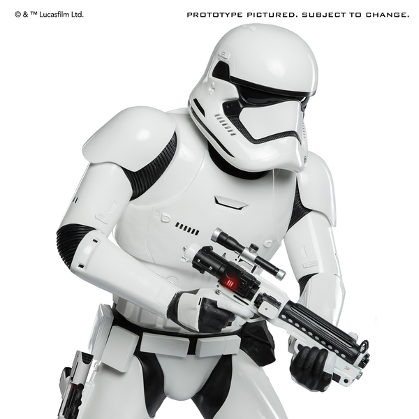 STAR WARS™: THE FORCE AWAKENS First Order Stormtrooper Life-Size Statue