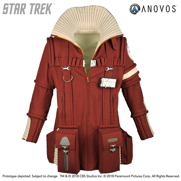 STAR TREK: THE WRATH OF KHAN Starfleet Landing Party Field Jacket (2018 Pre-Order - Wave 2)
