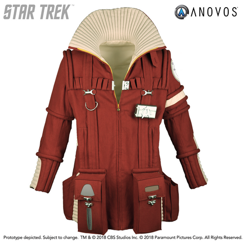 STAR TREK: THE WRATH OF KHAN Starfleet Landing Party Field Jacket (Pre-Order - Wave 3)