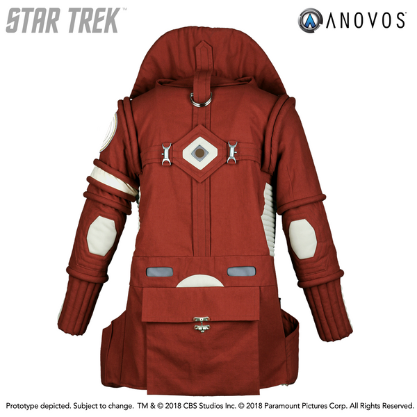 STAR TREK: THE WRATH OF KHAN Starfleet Landing Party Field Jacket