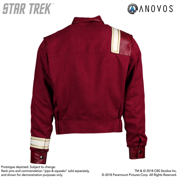 STAR TREK: THE FINAL FRONTIER - Captain Kirk Bomber Jacket (2018 Pre-Order - Wave 3)