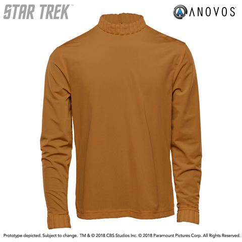 STAR TREK: THE WRATH OF KHAN - Operations Division Uniform Undershirt (2018 Pre-Order)
