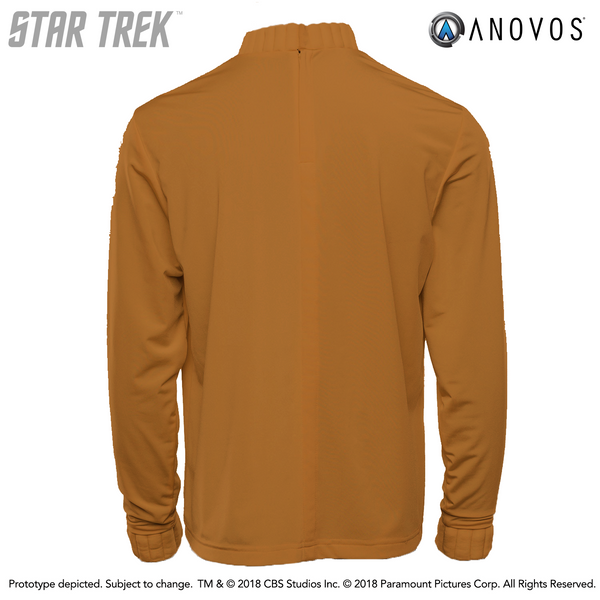 STAR TREK™: THE WRATH OF KHAN - Operations Division Uniform Undershirt (Pre-Order)