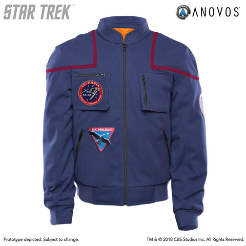 "STAR TREK™: ENTERPRISE Charles ""Trip"" Tucker Flight Jacket (2018 Pre-Order)"
