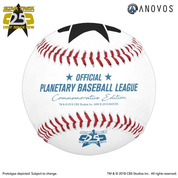 STAR TREK: DEEP SPACE NINE 25th Anniversary Commemorative Baseball