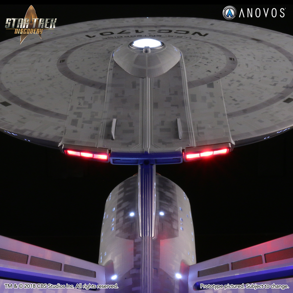 STAR TREK™: DISCOVERY — NCC-1701 U.S.S. Enterprise, Constitution-Class Studio-Scale Starship Filming Miniature (Pre-Order)