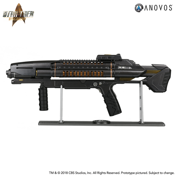 STAR TREK DISCOVERY Starfleet Phaser Rifle Interactive Prop Replica - Limited Edition (Pre-Order)