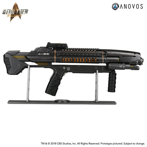 STAR TREK DISCOVERY Starfleet Phaser Rifle Interactive Prop Replica (2018 Pre-Order - Wave 2/Convention Wave)