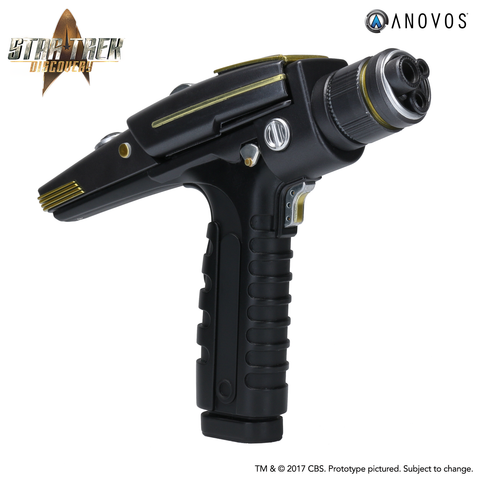 STAR TREK DISCOVERY Starfleet Hand Phaser Interactive Prop Replica (Pre-Order - Wave 7/Convention Wave)