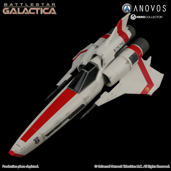 BATTLESTAR GALACTICA™ Starbuck's Viper Mark II Collectible Model (Reservation)