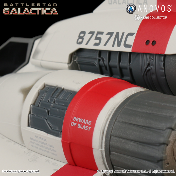BATTLESTAR GALACTICA™ Starbuck's Viper Mark II Collectible Model