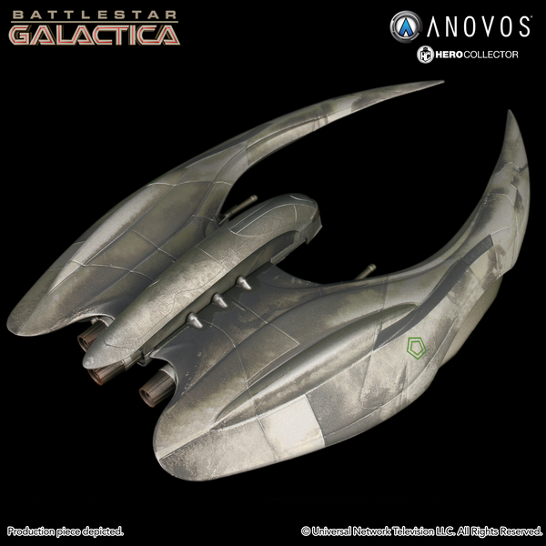 BATTLESTAR GALACTICA™ Modern Cylon Raider Collectible Model (Reservation)