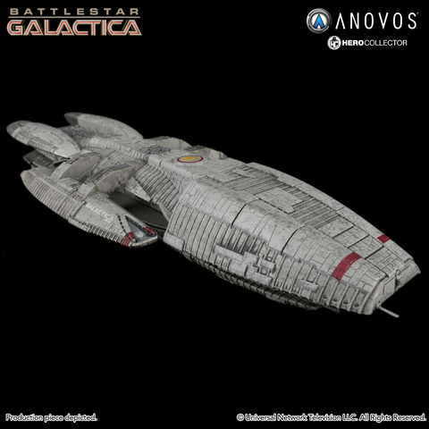 BATTLESTAR GALACTICA™ Modern Galactica BS-75 Collectible Model