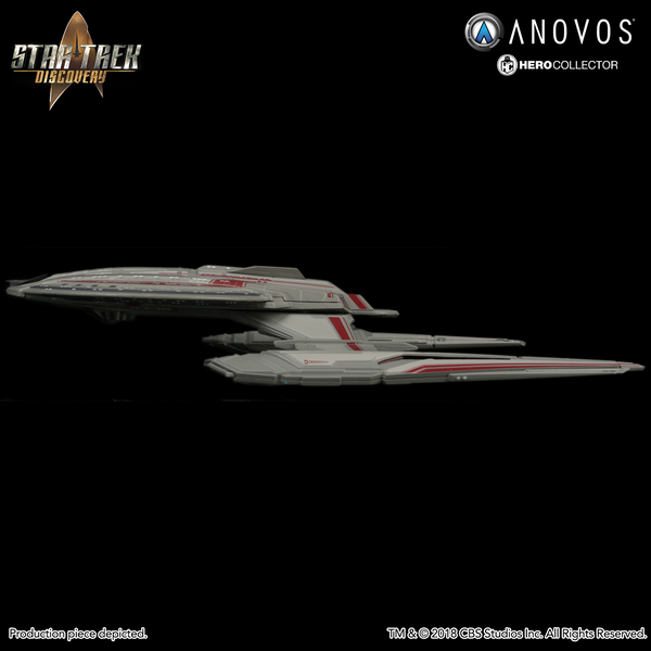STAR TREK™: DISCOVERY U.S.S. Shenzhou NCC-1227 Collectible Ship Model